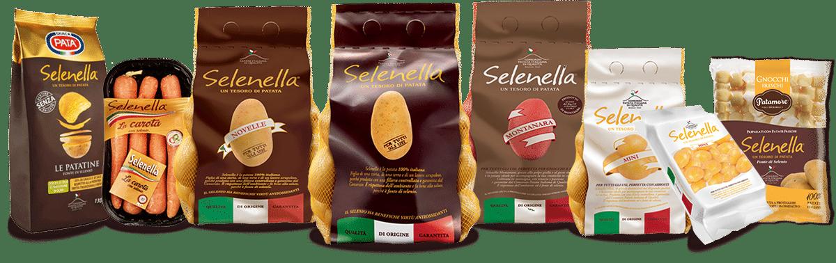 Prodotti Selenella
