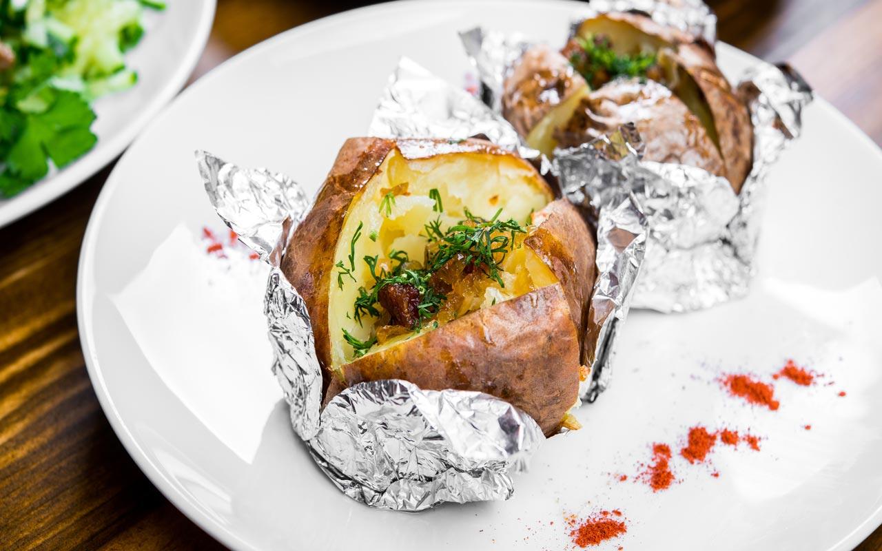 Patate al cartoccio - Ricette Selenella