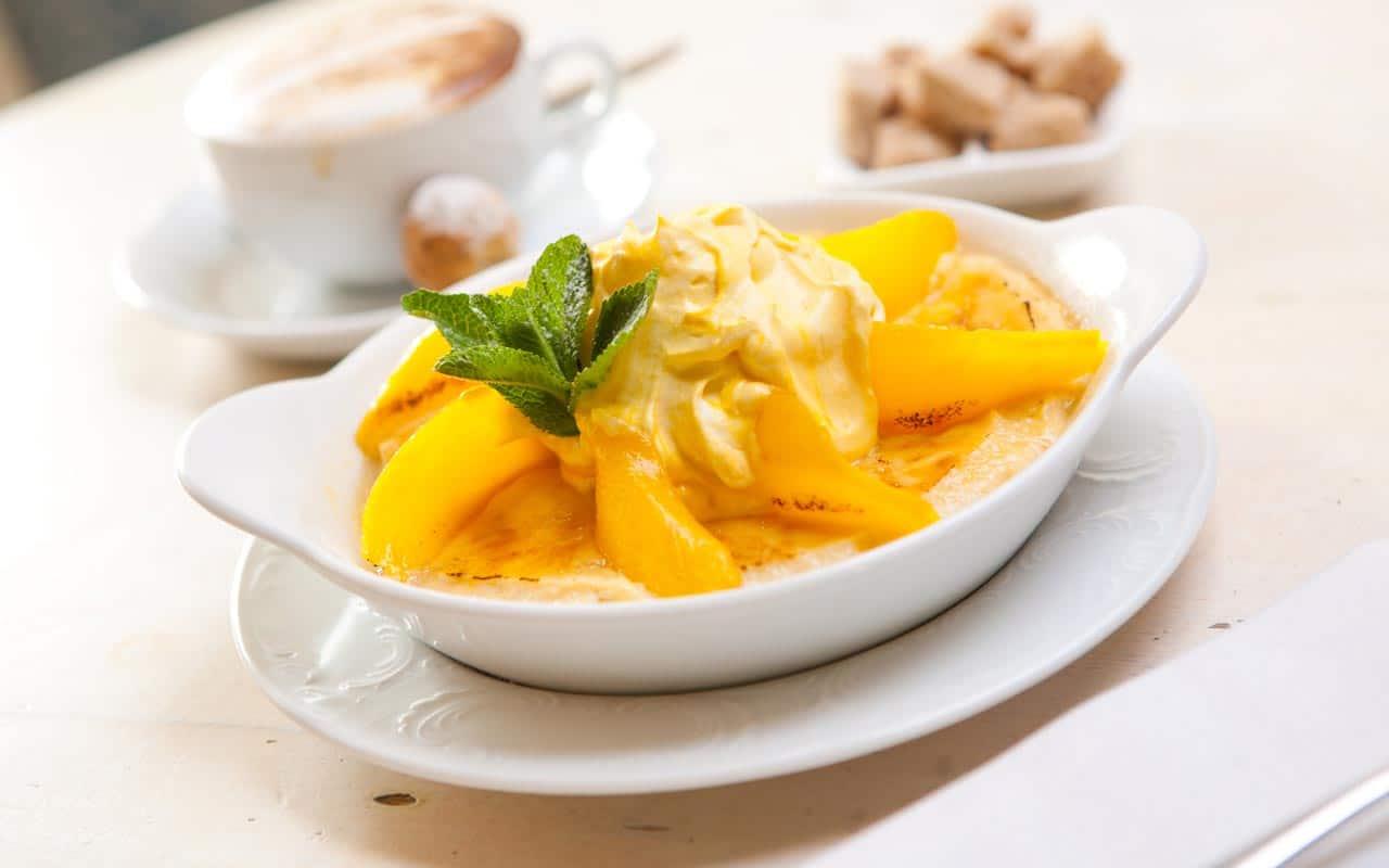 Patate novelle con crema all'arancia - Ricette Selenella