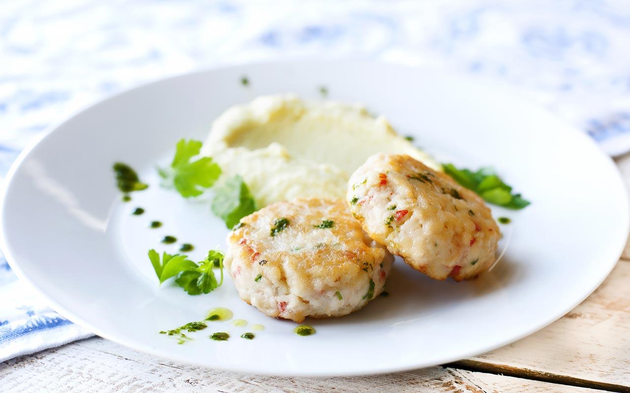 Polpette di patate e merluzzo - Ricette Selenella