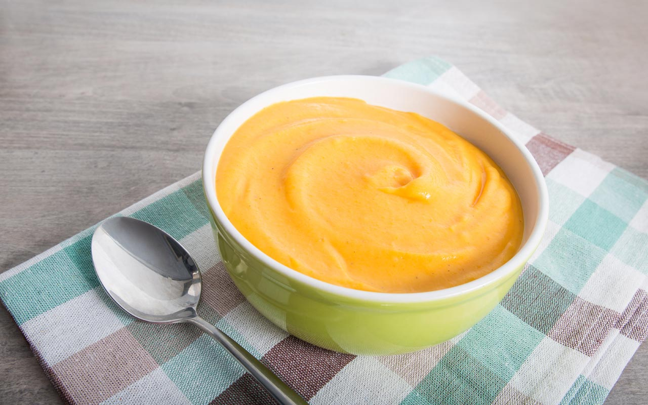 Purè di patate e carote - Ricette Selenella