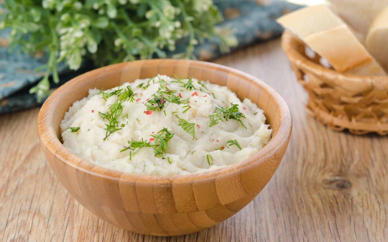 Purè di patate e finocchi - Ricette Selenella