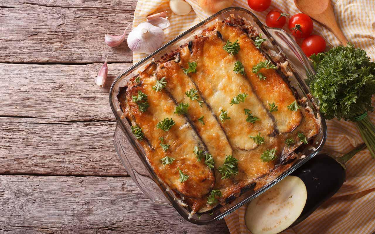 Sformato di patate e melanzane - Ricette Selenella