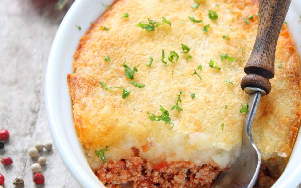 Shepherd's Pie - Ricette Selenella