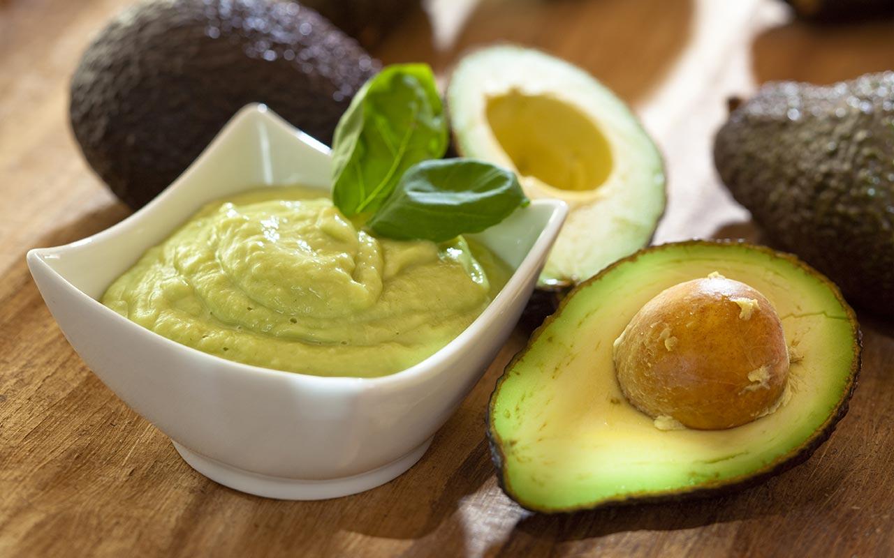 Crema di patate e avocado - Ricette Selenella