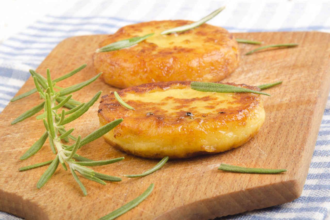 Frittelle di patate Selenella - Ricette Selenella