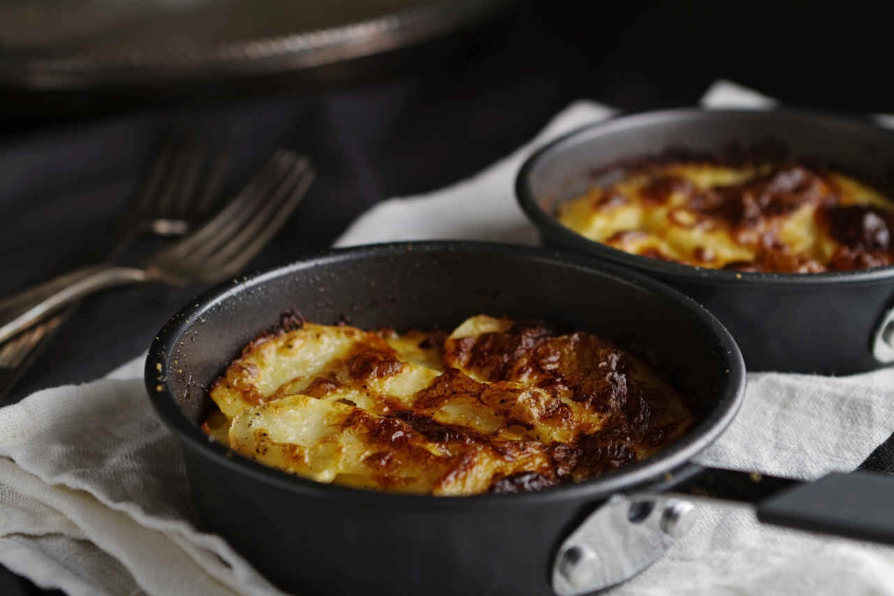 Tortino di patate - Ricette Selenella