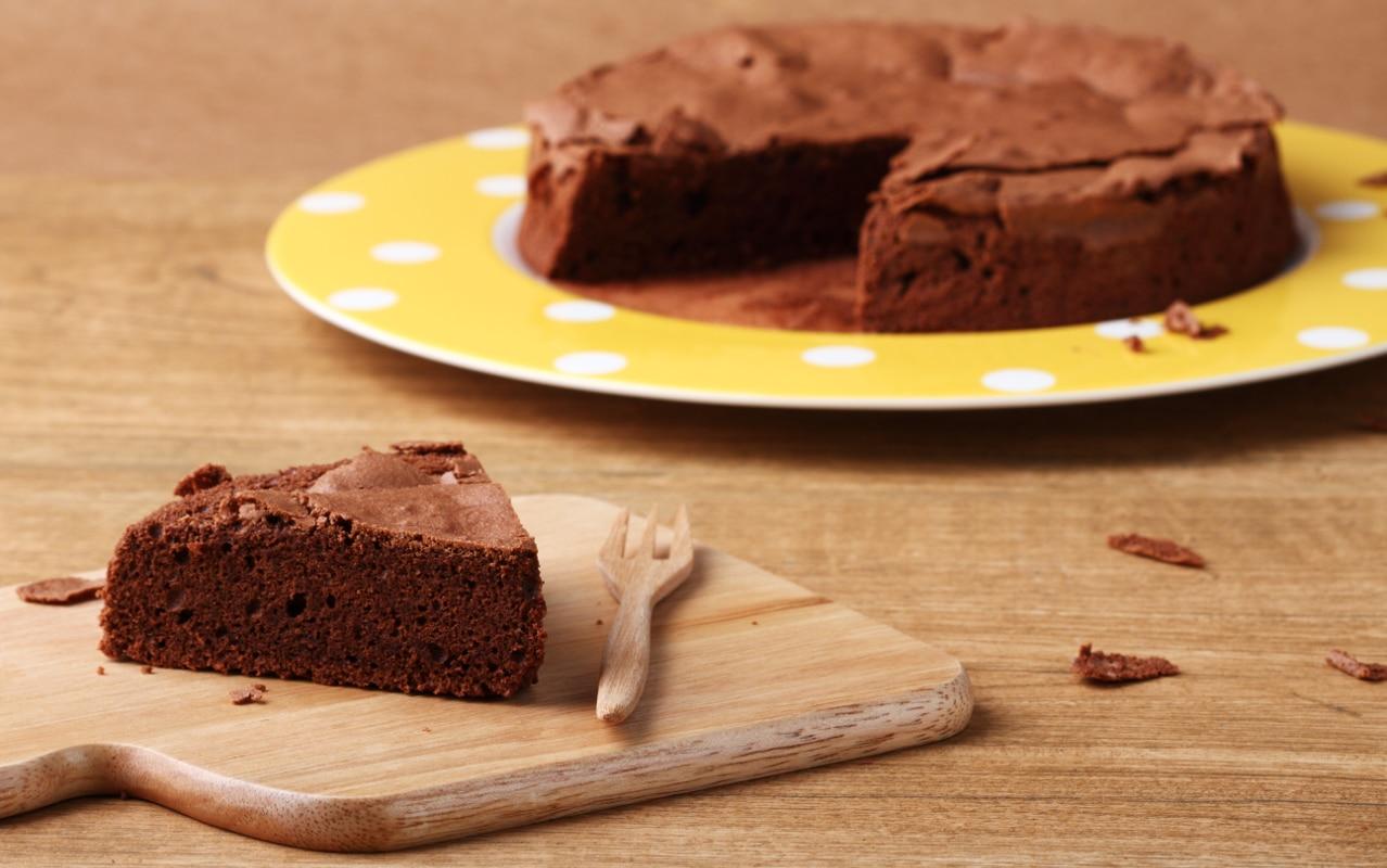 Torta cioccolato e patate - Ricette Selenella