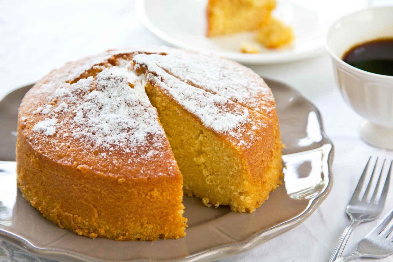 Torta dolce con patate - Ricette Selenella