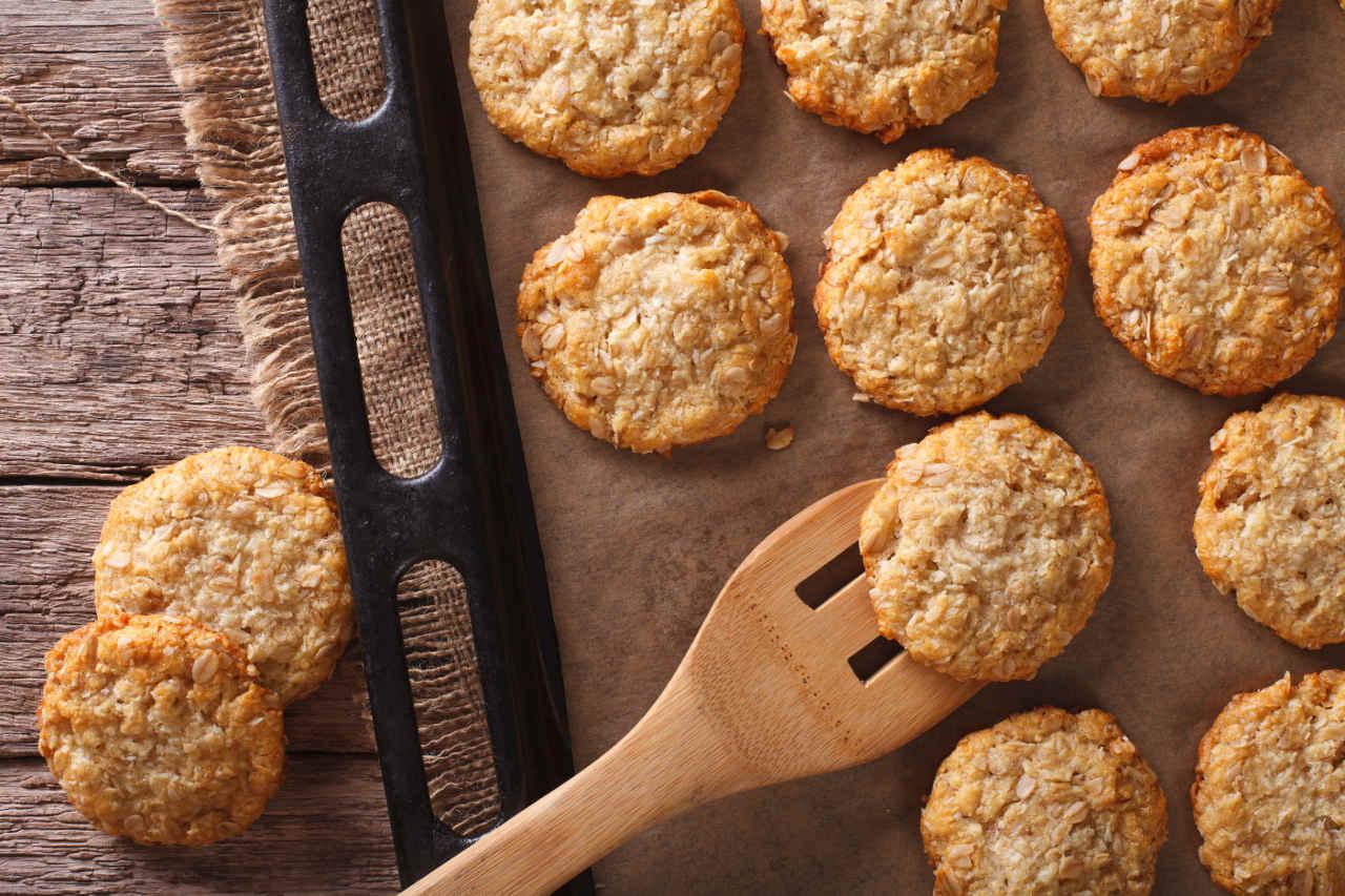 Biscottini dolci di patate - Ricette Selenella
