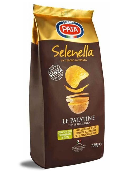 Prodotto Selenella confezione Chips