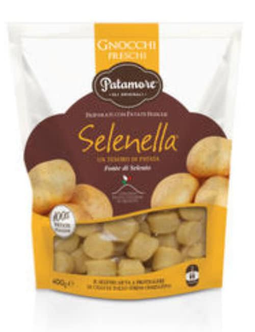 Prodotto Selenella confezione gnocchi