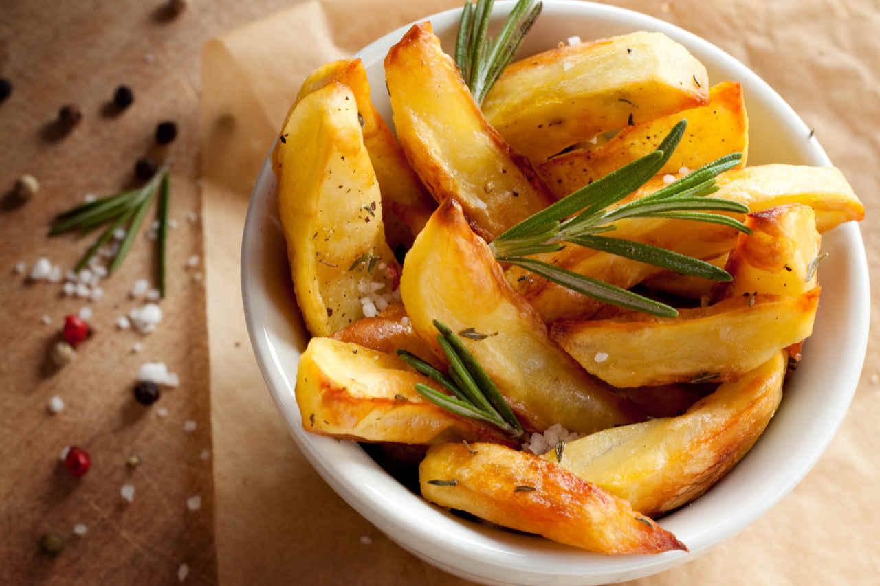 Patate al forno - Ricette Selenella