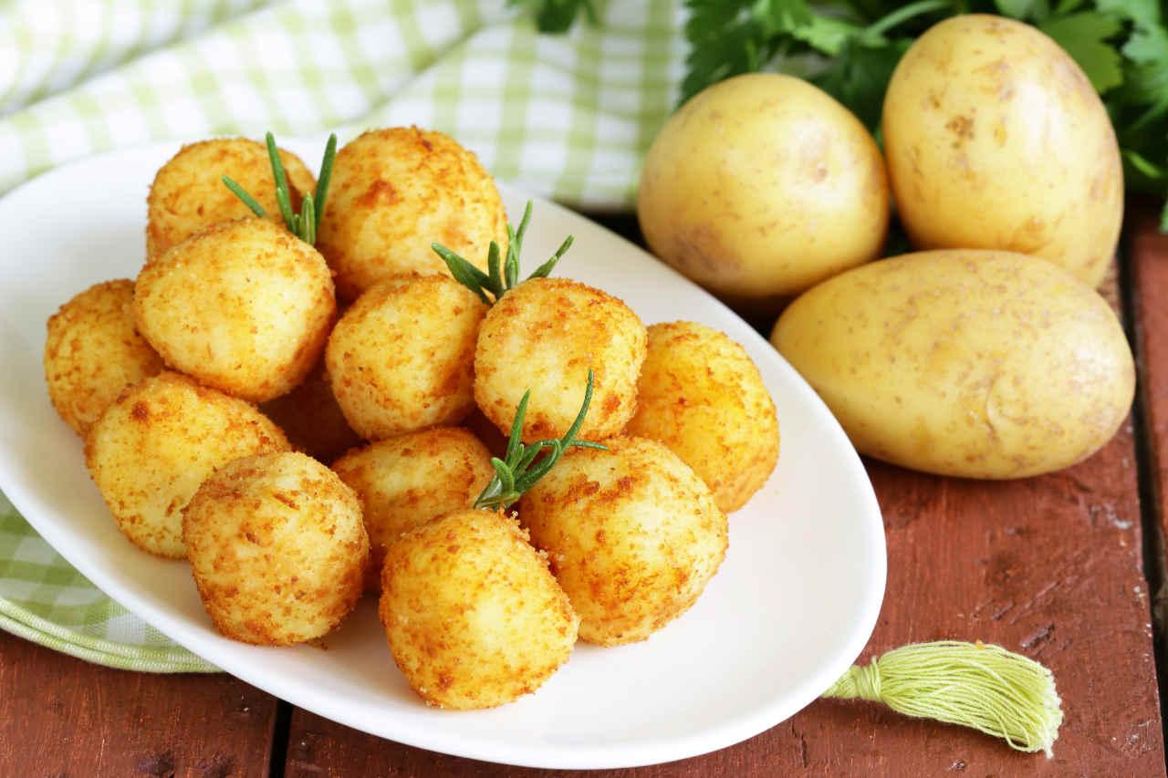 Patate Dauphine - Ricette Selenella