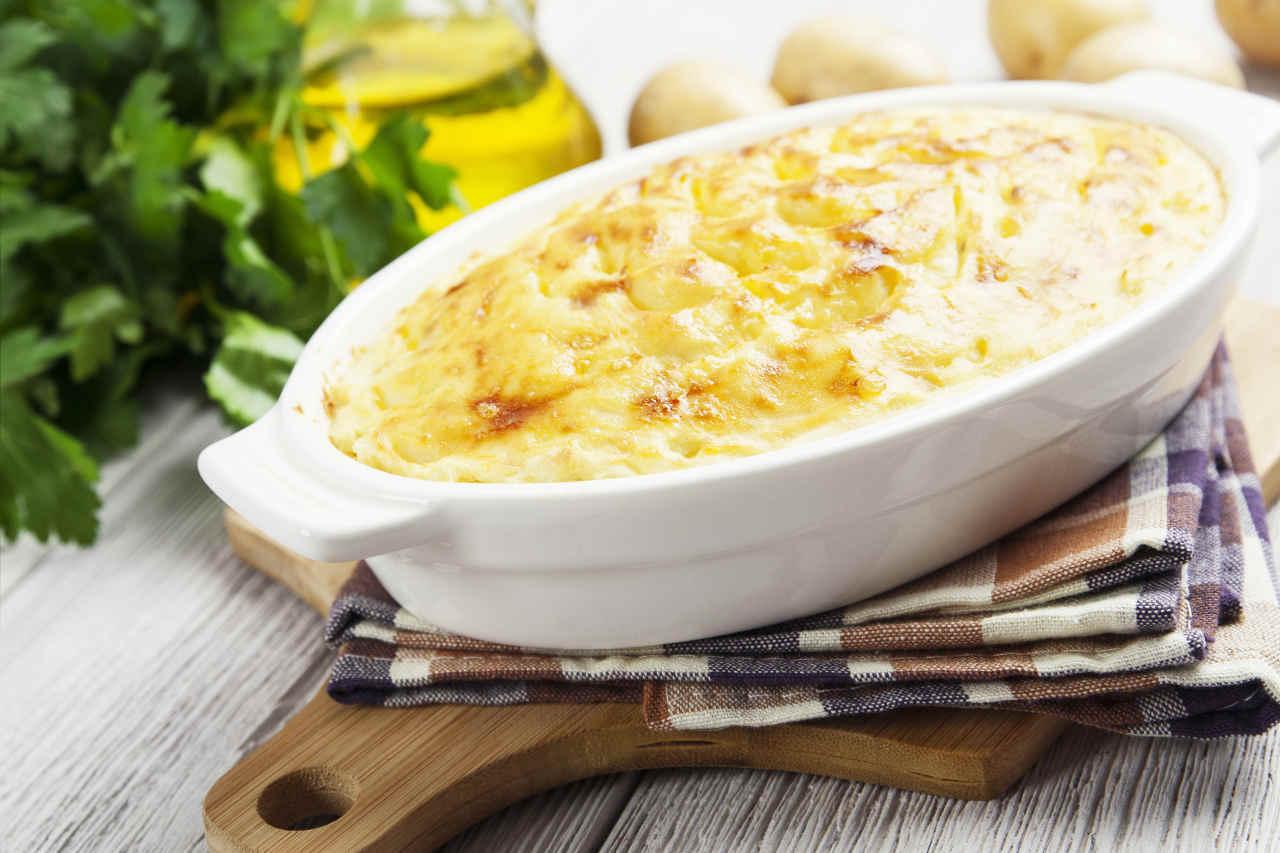 Patate e Tartufi - Ricette Selenella