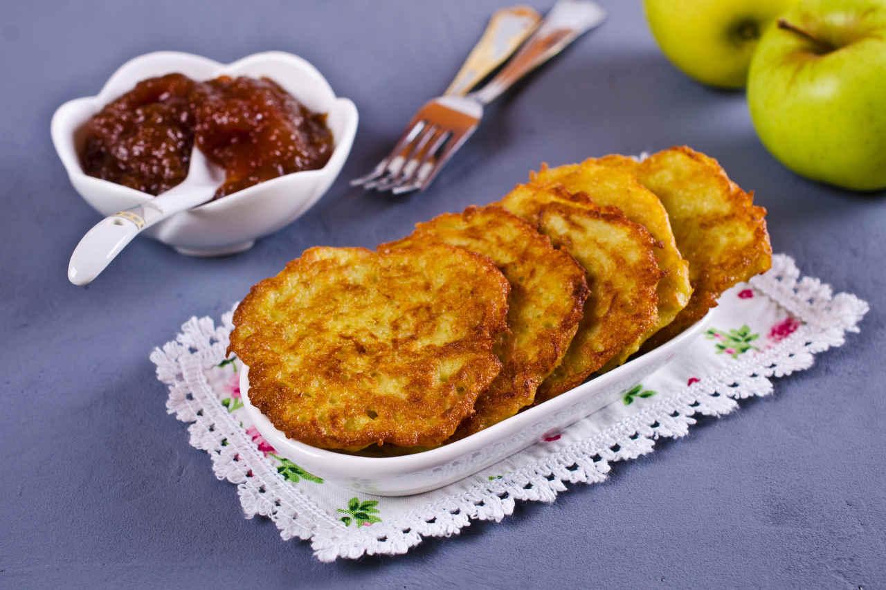 Schiacciatine di patate - Ricette Selenella