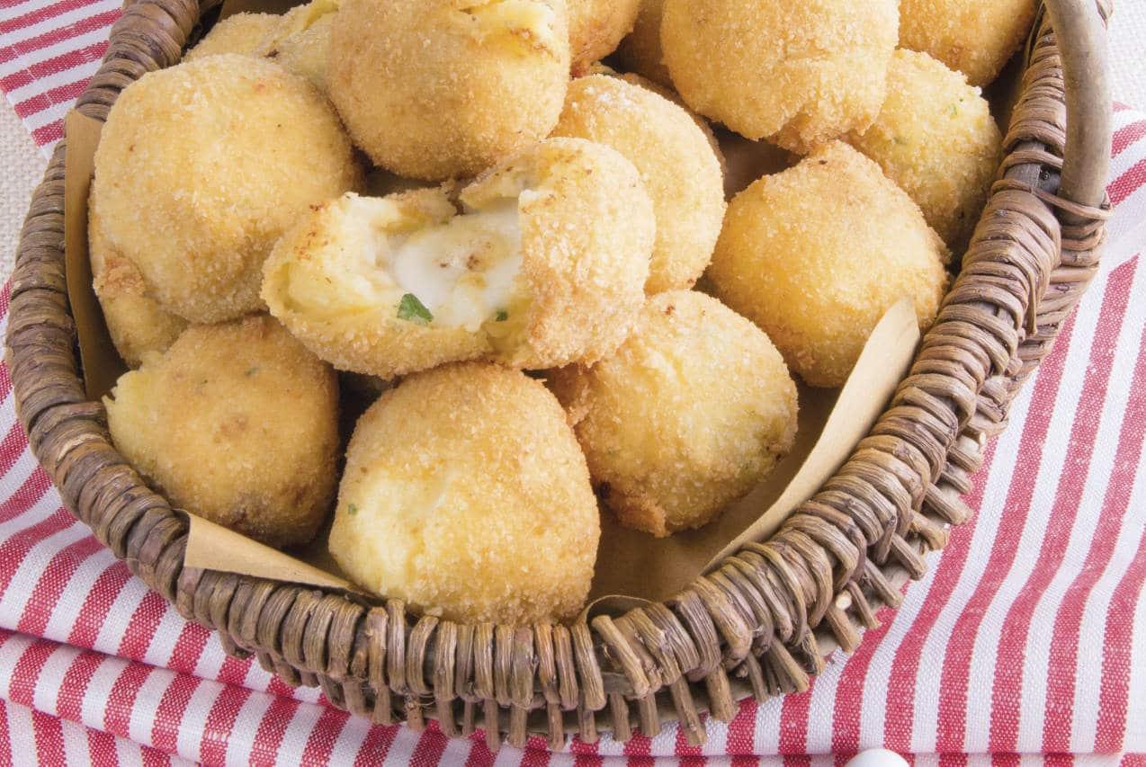 Crocchette alle acciughe - Ricette Selenella
