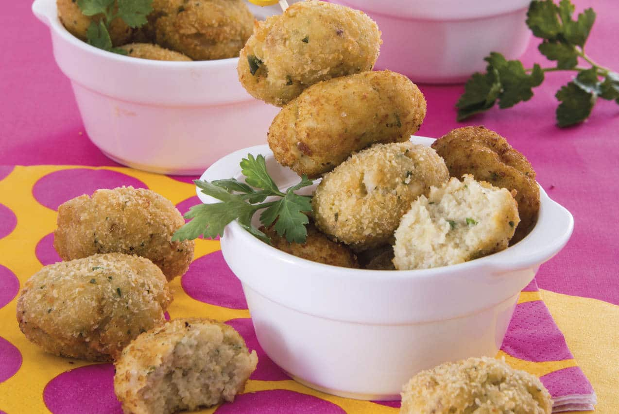 Crocchette piccanti di carne - Ricette Selenella