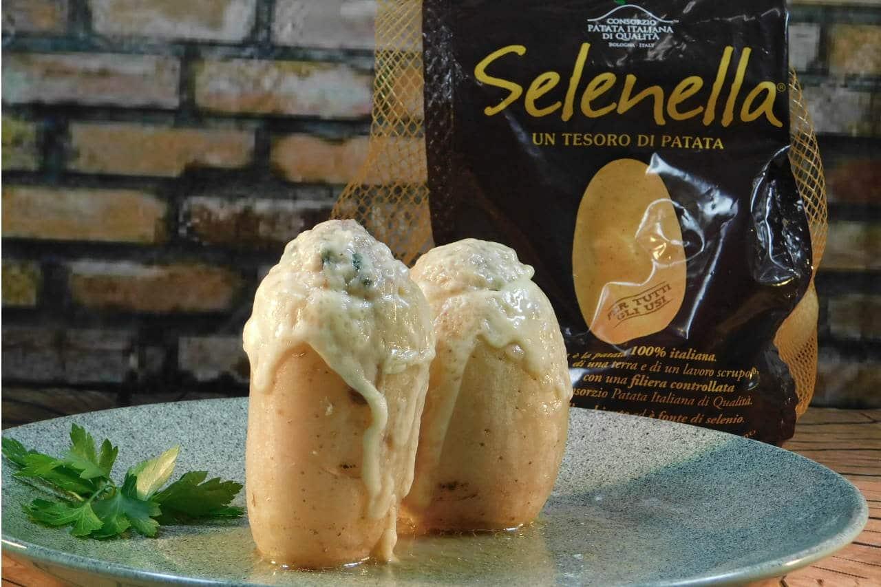 Patate ripiene di bontà - Ricette Selenella