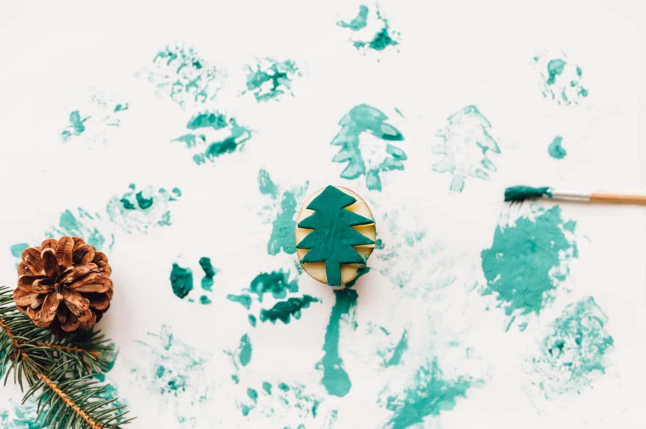 Prepariamo gli stampini di Natale con i nostri bambini - Il Blog di Selenella