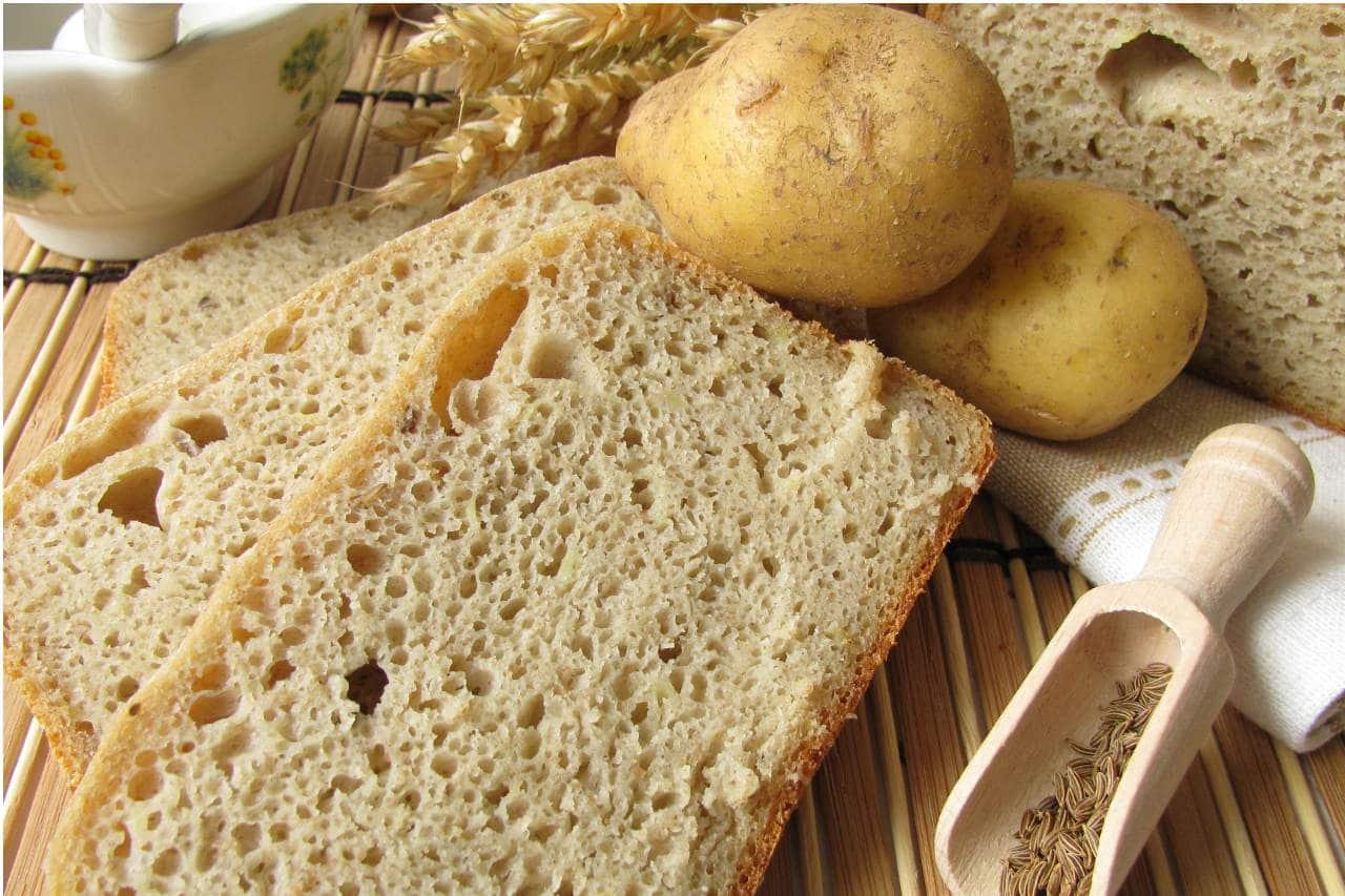 Pane di patate - Ricette Selenella