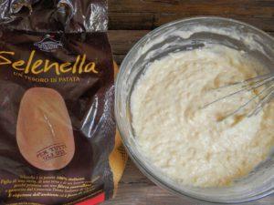 Cialde di patate con crema di porcini di Barbara Pancaldi - Ricette Selenella