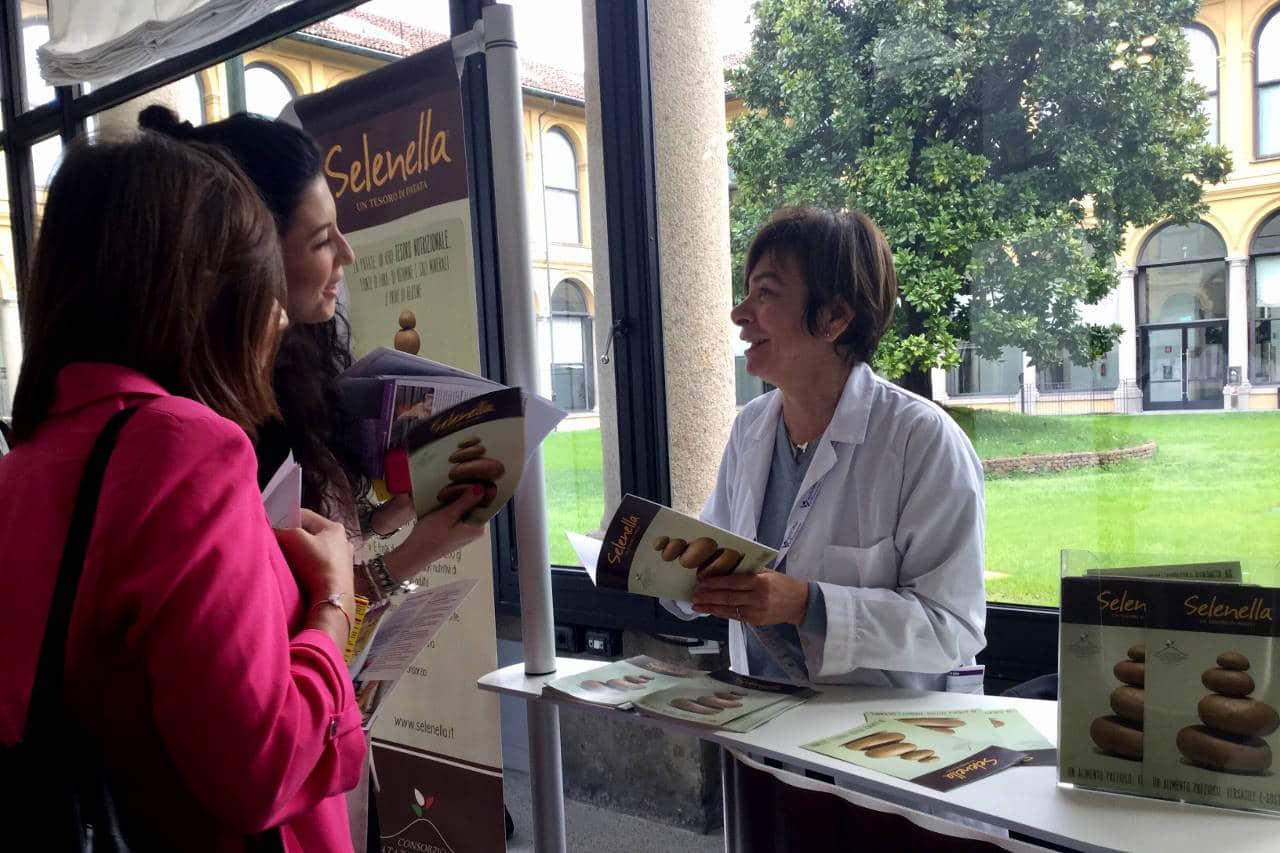 Conclusa la XII Edizione di Nutrimi, Selenella tra i partner dell'evento - Il Blog di Selenella