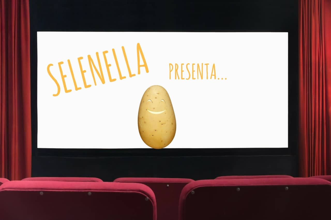 Le patate nel cinema - Il Blog di Selenella