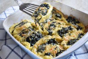 Rotolo di patate e spinaci di Roberta - Ricette Selenella