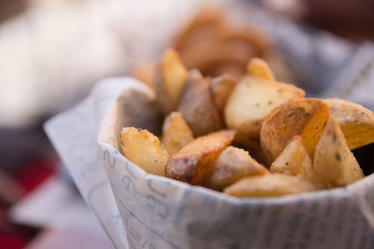 Come Cucinare Patate Croccanti Il Blog Di Selenella