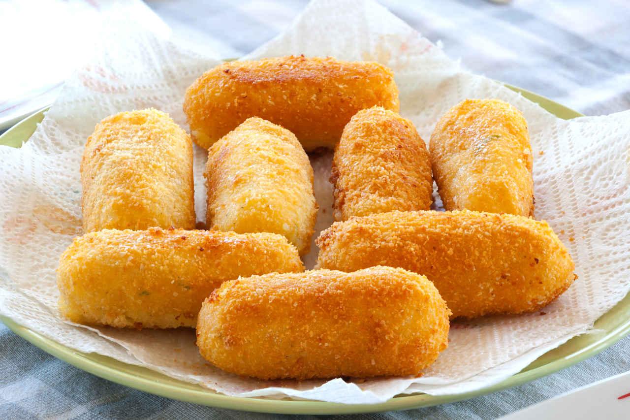 Storia del crocchè di patate napoletano - Il Blog di Selenella