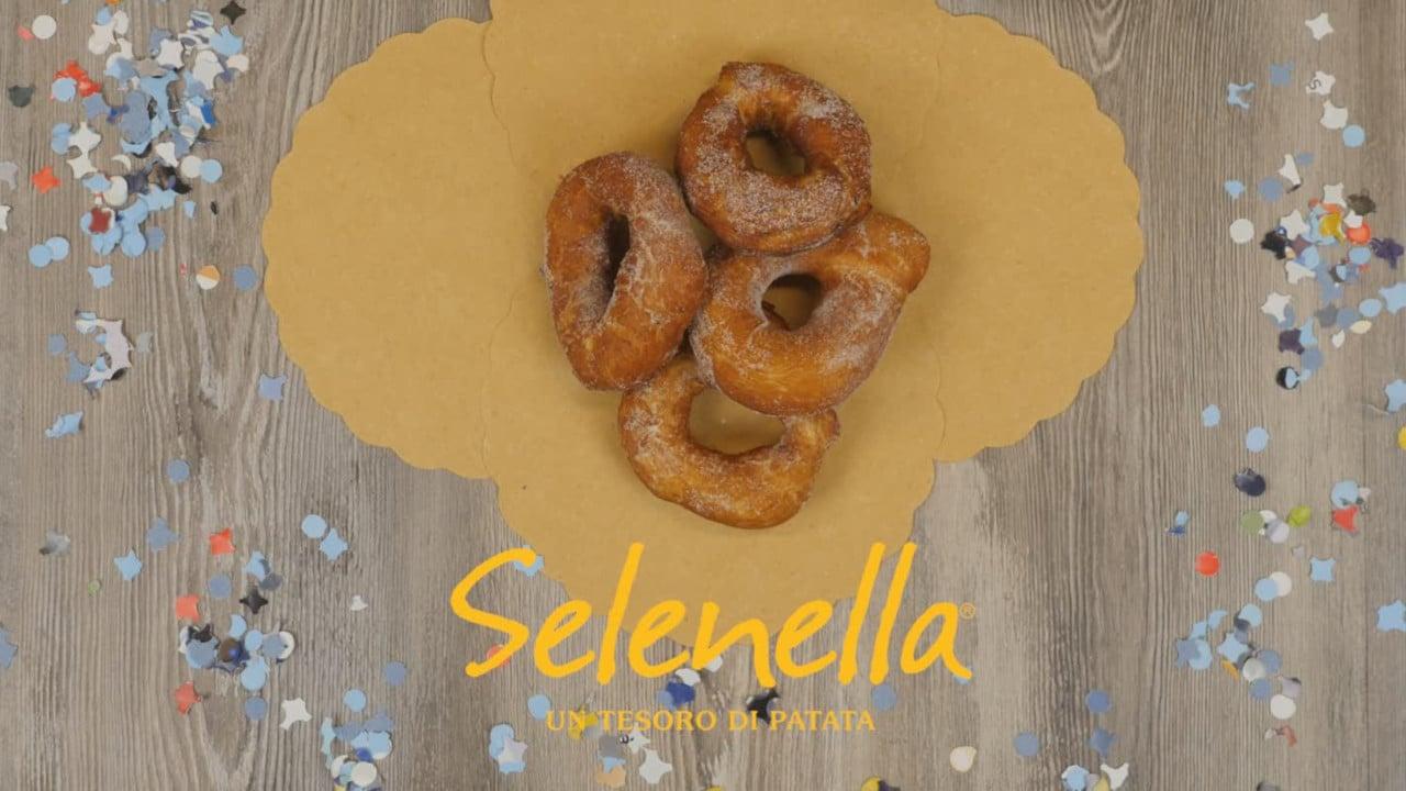 Zeppole di patate dolci - Ricette Selenella