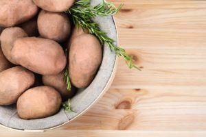 Articolo patate rosè