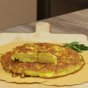 Tortillas di patate - Ricette Selenella