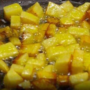 Patatas Bravas - Ricette Selenella