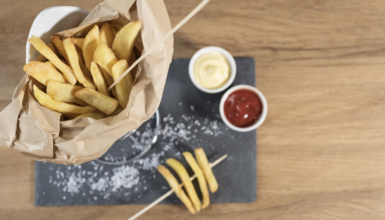 La Storia delle patate fritte - Il Blog di Selenella