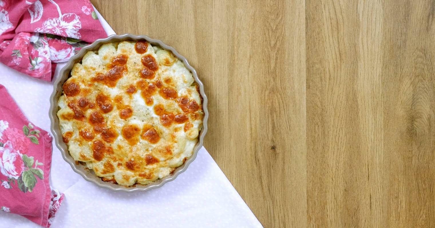 Parmigiana di patate - Ricette Selenella