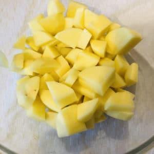 Maccherone con crema di patate, basilico e cozze di Gianluca - Ricette Selenella