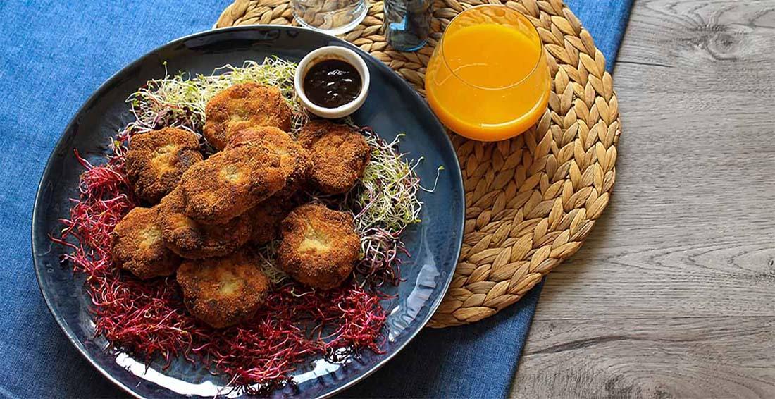Korokke giapponesi con patate - Ricette Selenella