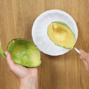 Avocado toast con patate - Ricette Selenella