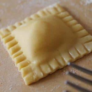 Tortelli di patate parmensi - Ricette Selenella