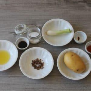 Suan Tian Tu Dou Sì ricetta Selenella