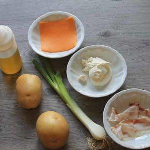 Ricetta preparazione delle Jacket Potatoes