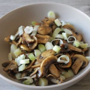 Insalata di patate, funghi e yogurt Ricetta Selenella