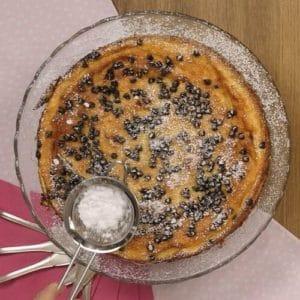 Torta di patate e mandorle - Ricette Selenella