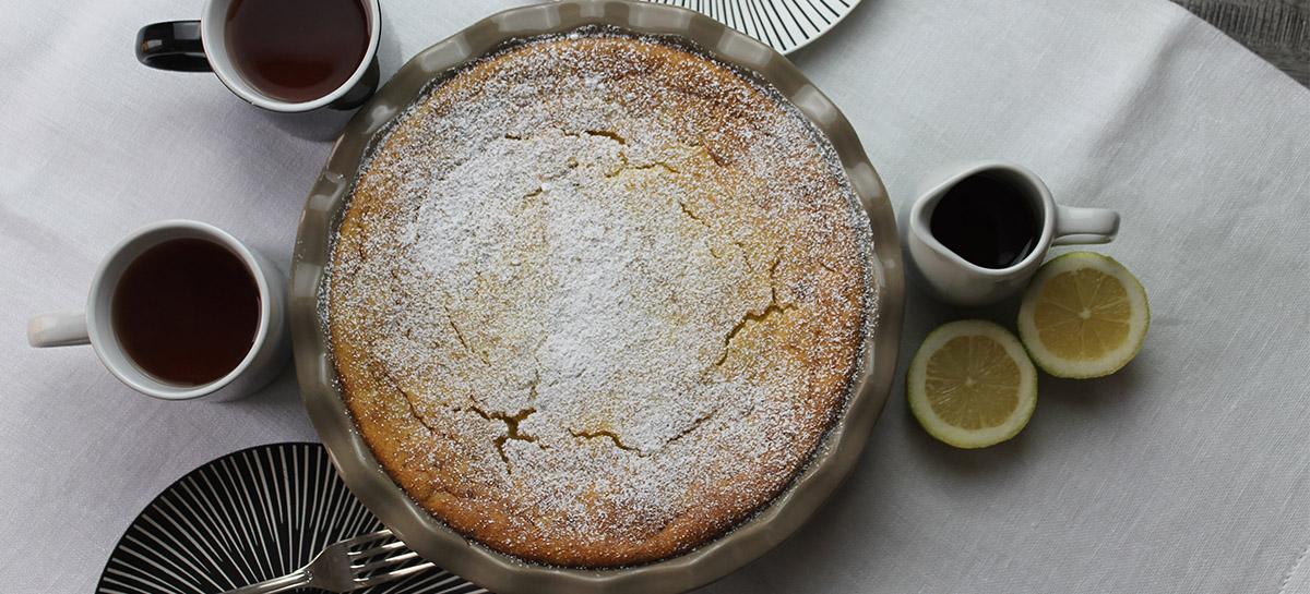Torta dolce di patate, uvetta e sciroppo d'acero - Ricette Selenella