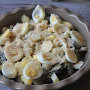 Pasticcio bietole e patate - Ricette Selenella