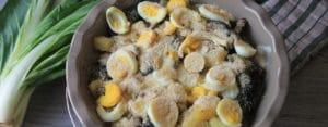 Pasticcio bietole e patate Ricette Selenella