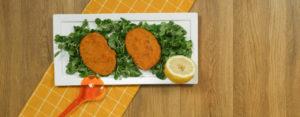 Cotoletta vegetariana ricette Selenella