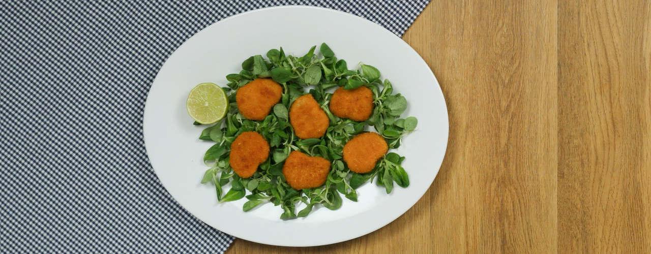 Nuggets di soia croccanti - Ricette Selenella
